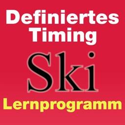 Ski - Lernprogramm - Definiertes Timing