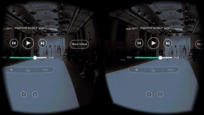 VR Fashion Show screenshot four