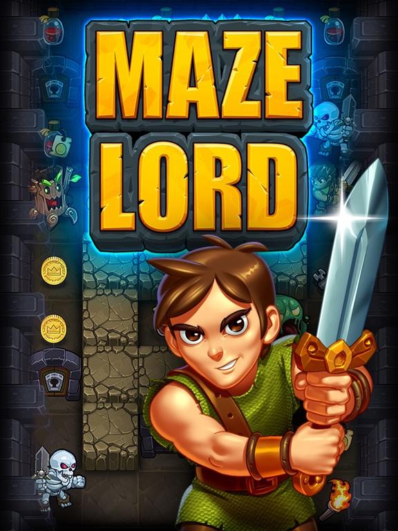 Maze Lordのおすすめ画像1