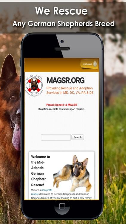 K9 German Shepherds Watch Dogs - Rescue Dogs Prem screenshot-4