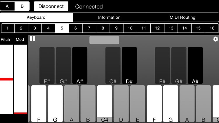 Apollo MIDI Controller screenshot-0