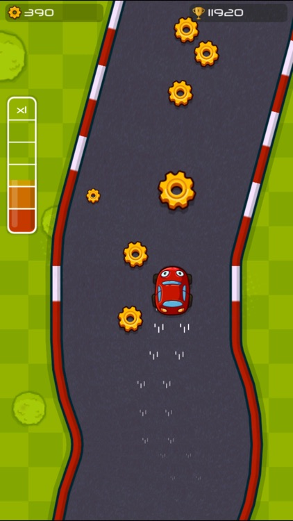 Turbofinger Arcade Racing: Kids Turbo Challenge