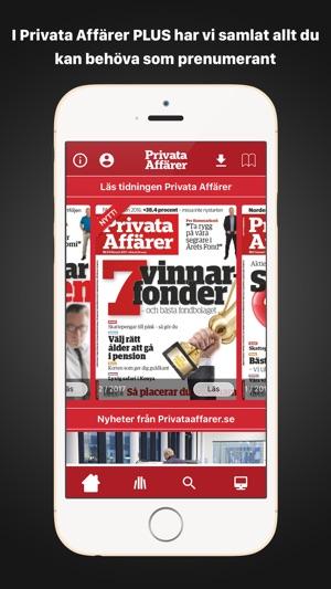 Privata Affärer PLUS - allt samlat på ett ställe! i App Store 9297d740c4ae5