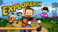 Monkey Preschool Explorers iphone images