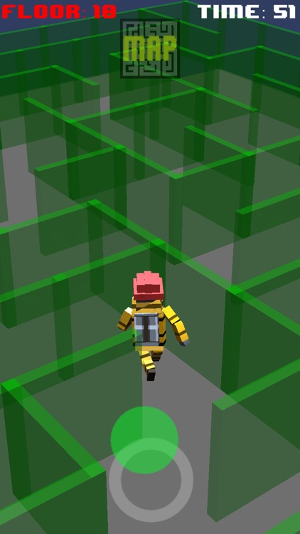 Get Out Now! - 3D Escape From The Maze Game screenshot-0