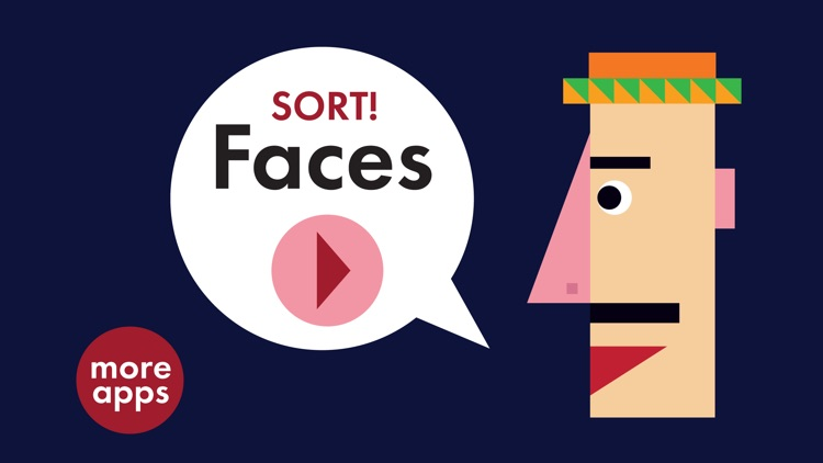 Faces - Learning Kids Games for baby boys & girls screenshot-4