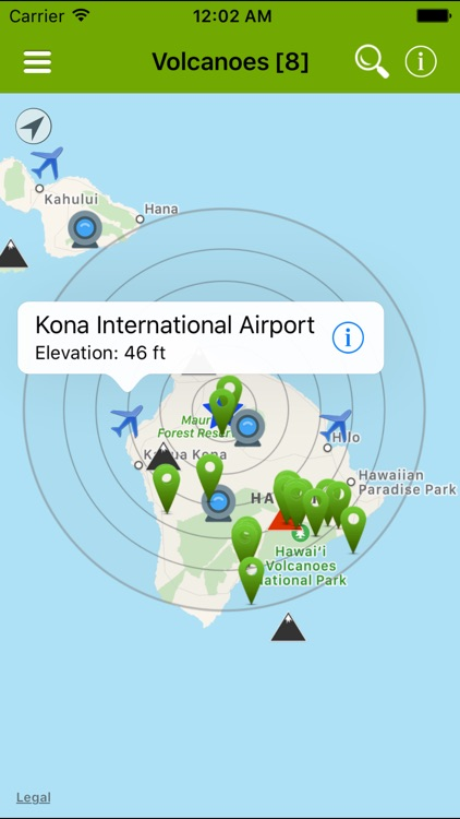 Volcanoes: Map, Alerts, Earthquakes & Ash Clouds