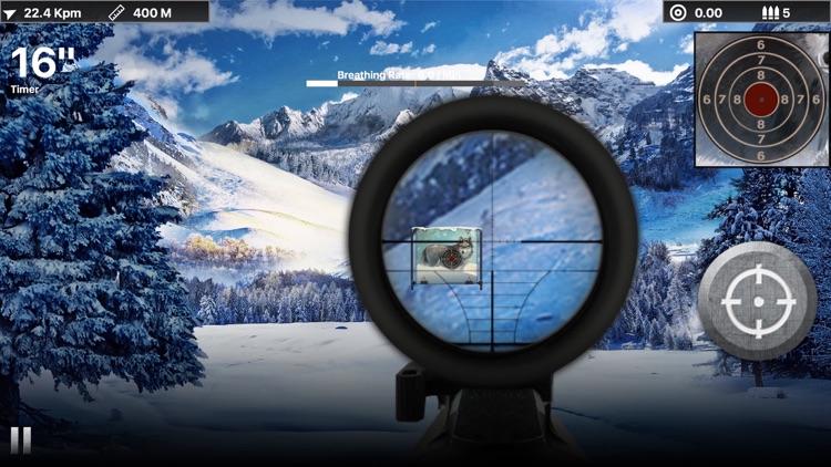 Wolf Target Shooting