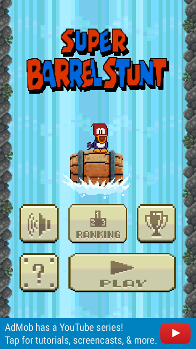 Super Barrel Stunt iPhone