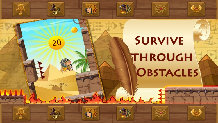 Pyramid Escape - Avoid Traps and Survive the Egypt