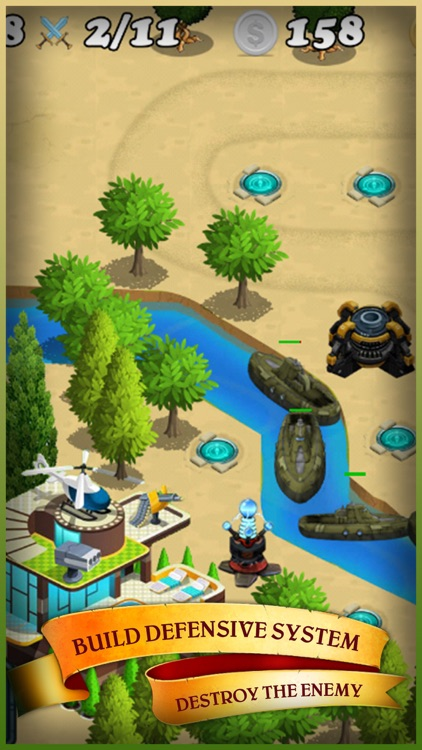 City Tower Defense 3 screenshot-4