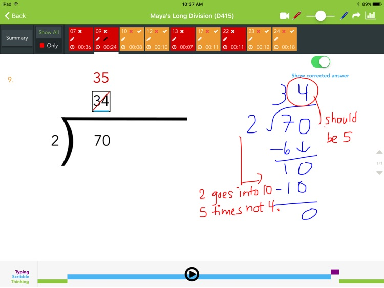 Thinkster Math Tutoring screenshot-1