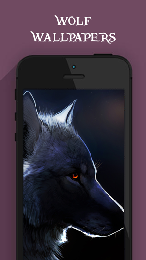 Cool Wolf Wallpapers HD On The App Store