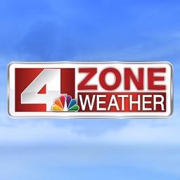 WOAI 4 Zone Weather