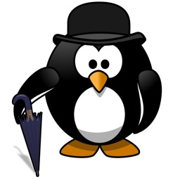 Percival The Penguin Stickers Pack
