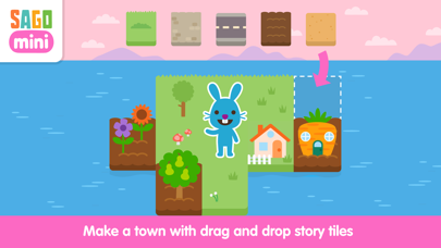 Sago Mini Town Screenshot