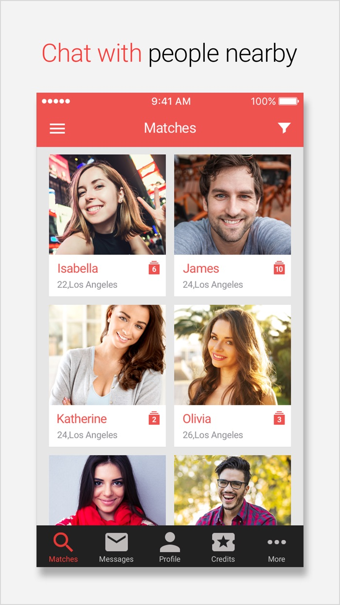 HaveAFling - Sexy Hookup Dating App, Chat & Meet Screenshot