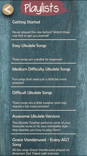 The Ukulele App On The App Store