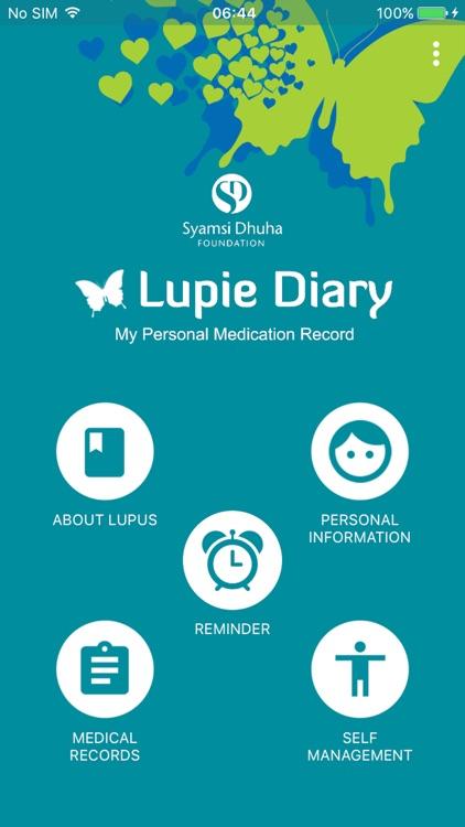 Lupie Diary - International Version