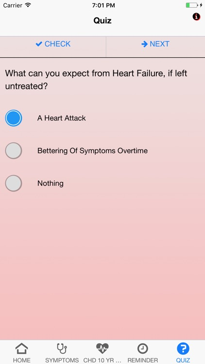Signs & Symptoms Heart Failure screenshot-4