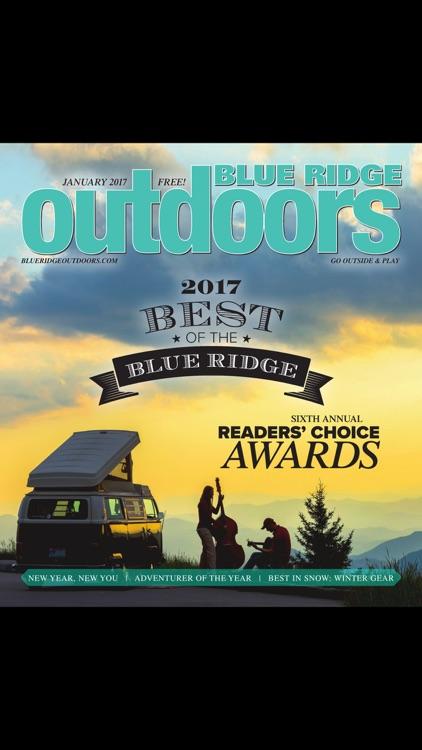 Blue Ridge Outdoors Magazine