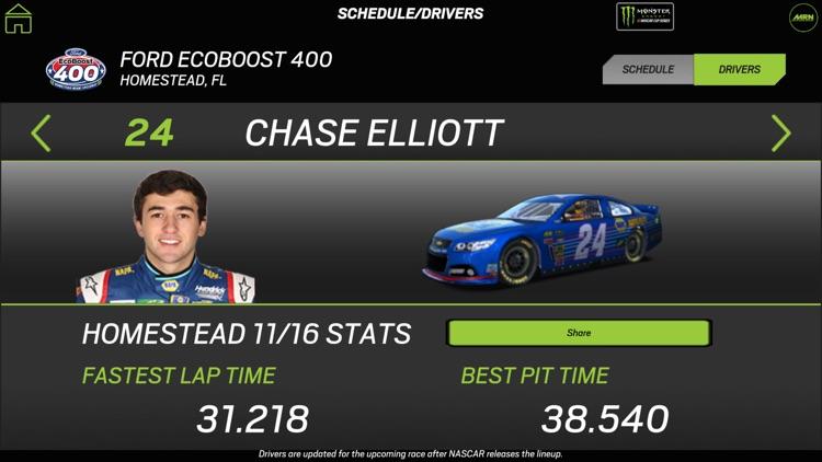 NASCAR RACEVIEW MOBILE screenshot-3