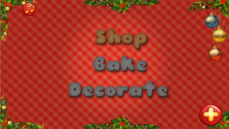 santa cooking and Maker dessert cake christmas screenshot-3
