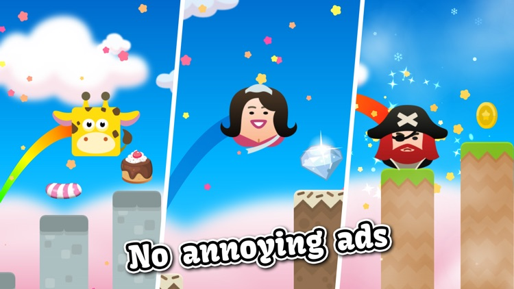Jump Birthday Party - Free Endless Jumping Ninja screenshot-0