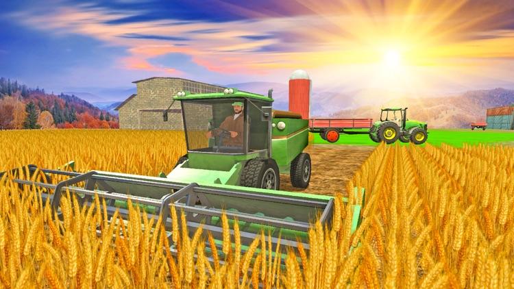 Farming Tractor Simulator 2017 3D: Hill