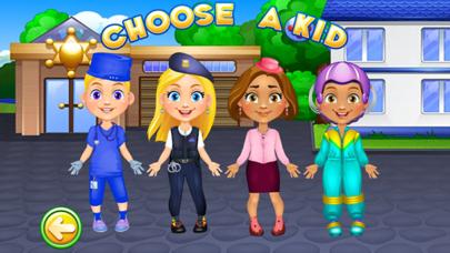 تحميل Kids Jobs - Boys & Girls Preschool Salon Games للكمبيوتر