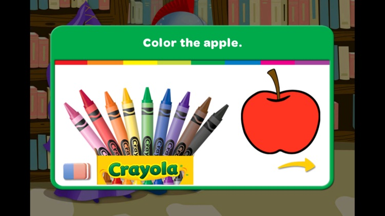 Crayola: Find That Dragon! screenshot-3