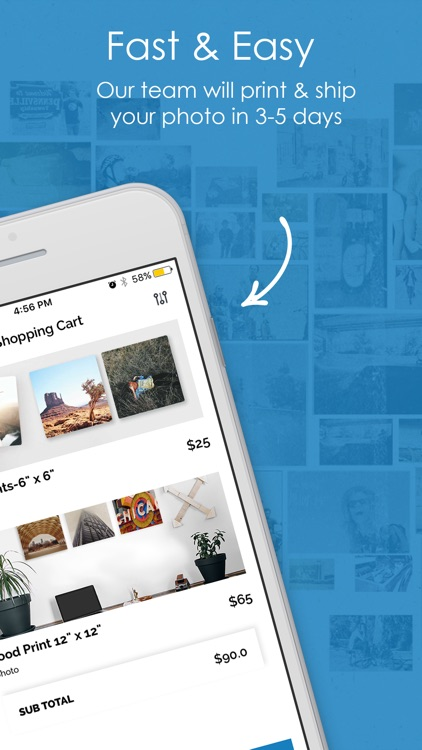 Inkdot: your photos printed from instagram & phone screenshot-3