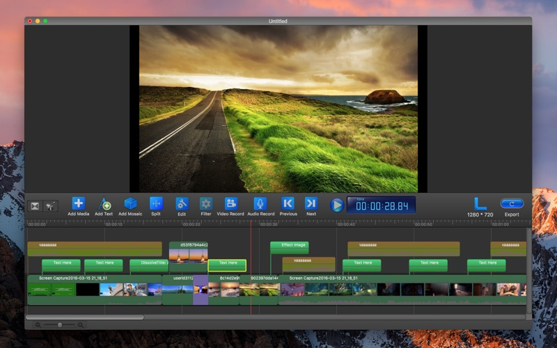Top 10 Apps like Video Editor Redux - Mosaic Cut Movie Edit