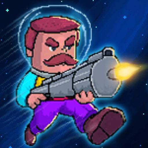Super Mustache 2d iOS App