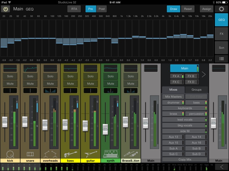 PreSonus UC Surface screenshot-4
