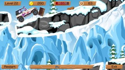 Snow Off Road Free screenshot 8