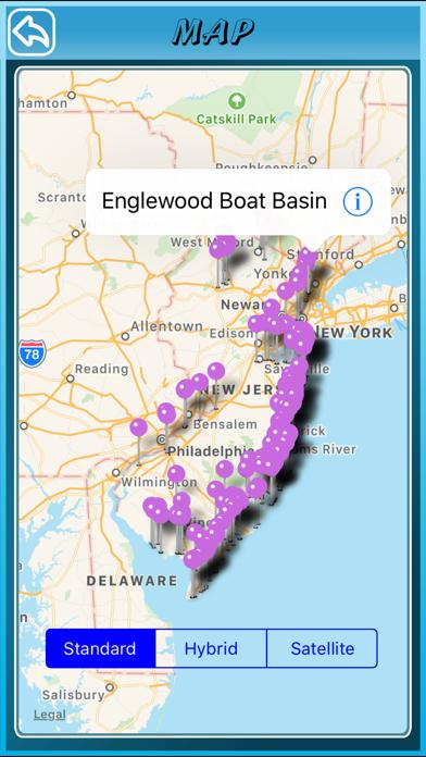 New Jersey State Marinas screenshot four