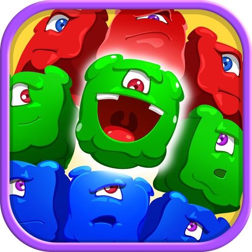 Monster Blast Cube