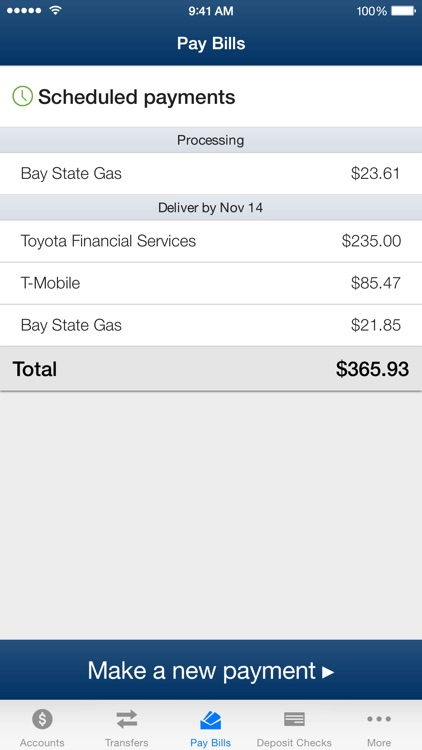 Service Credit Union Mobile Banking screenshot-3