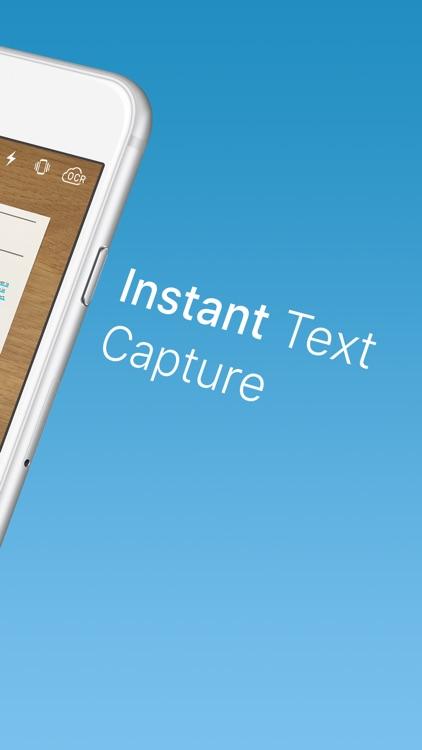 Prizmo Go - Instant Text OCR