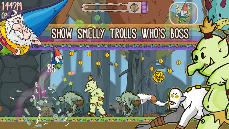 Gnome Dash: Rise of the Trolls
