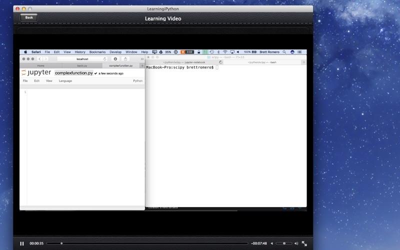 LearnFor iPython screenshot 4