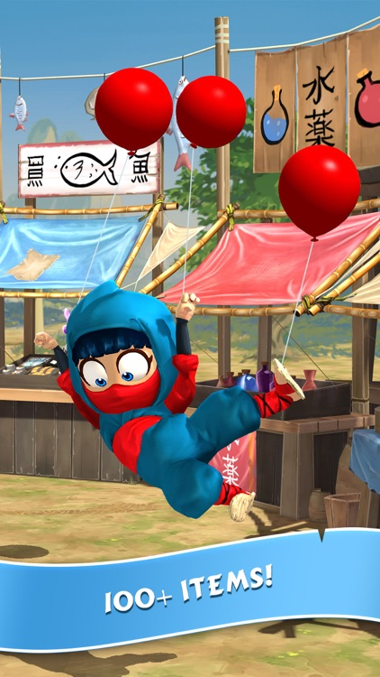 Clumsy Ninja screenshot-2