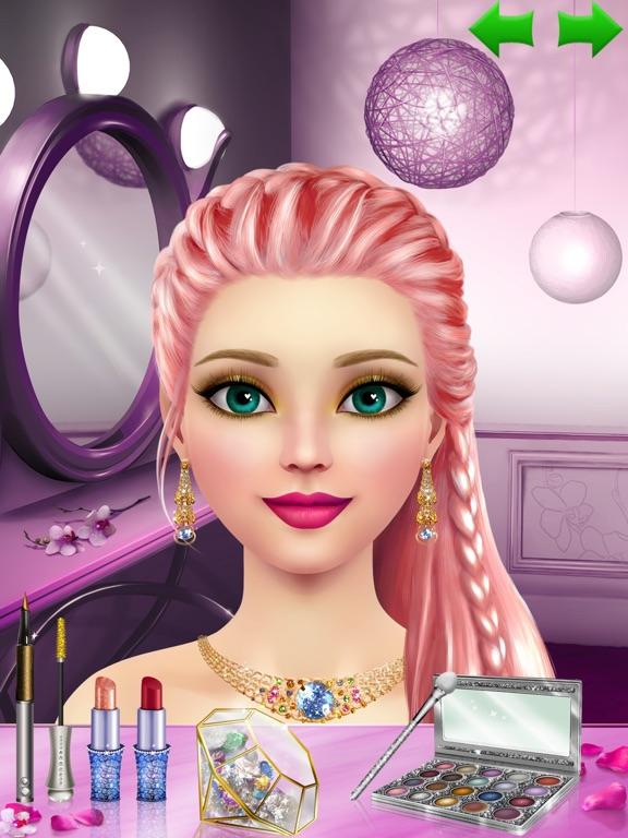 Скачать топ модель салон - макияж и моды игры для девочек