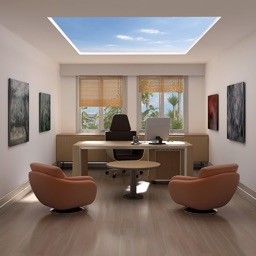 HomeOffice Interior Design & Catalog