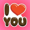 Super Love Seasons and Kiss Stickers for iMessage