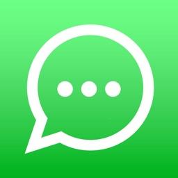 Messenger for WhatsApp - App for iPad