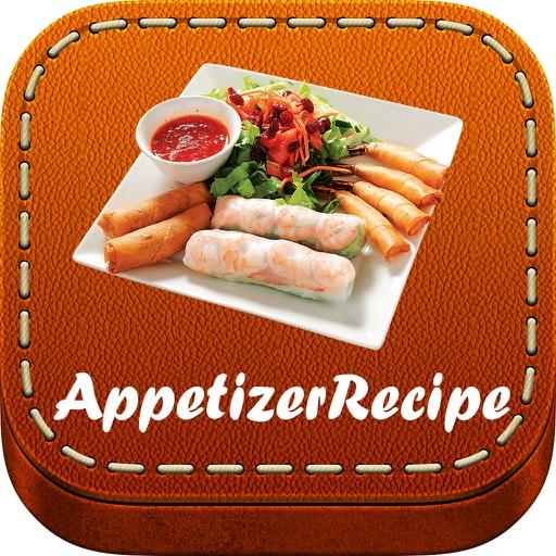 Appetizer Recipes HD