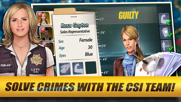 CSI: Hidden Crimes Screenshot