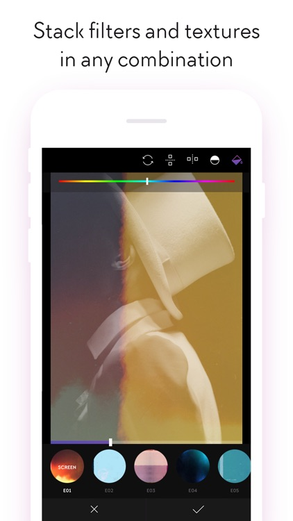 Filterloop Pro - Analog Film Filters And Effects screenshot-3